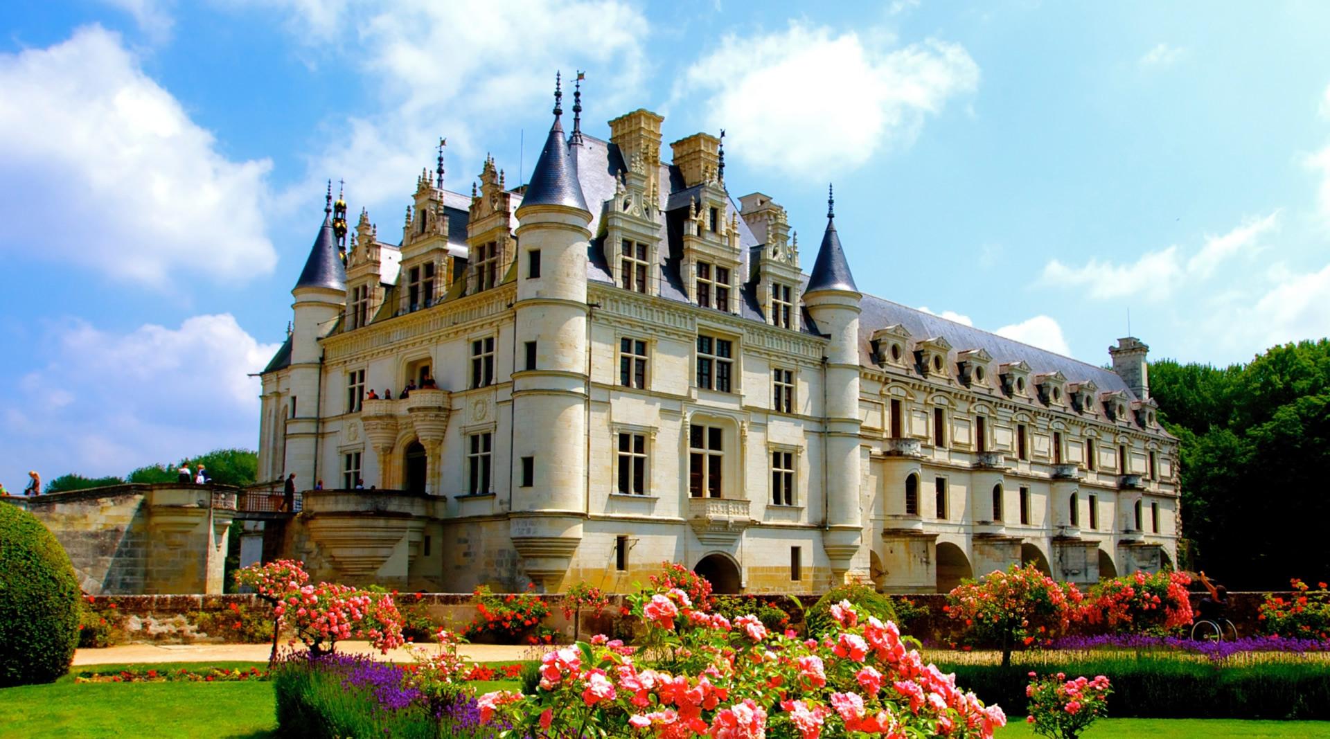 法国卢瓦河谷城堡