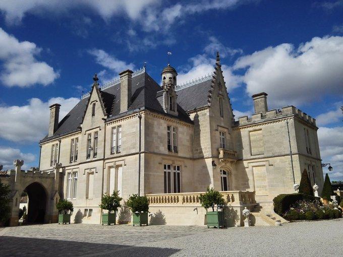 法国城堡酒庄